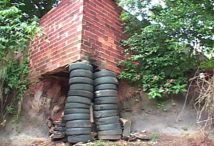 Problemas na construção civil