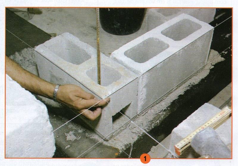 Alvenaria estrutural passo a passo