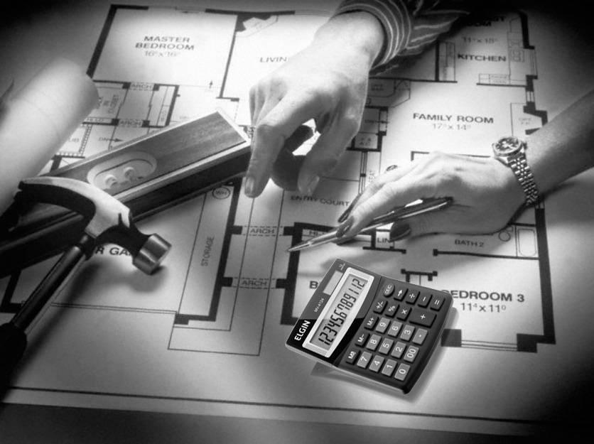 Orçamento e planejamento de obras