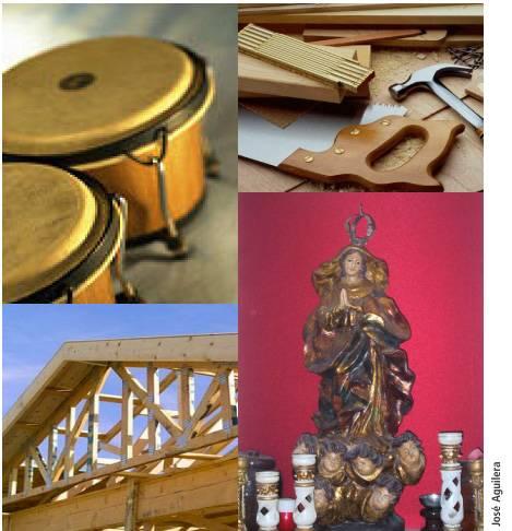 Uso da madeira na história
