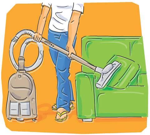 Como limpar móveis corretamente
