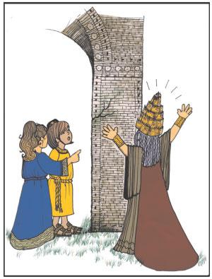 Código de Hamurabi, que data de 1700 A.C. Este trecho corresponde aos artigos 229 e 230, relativos ao problema da segurança das obras