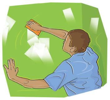 Como lixar paredes